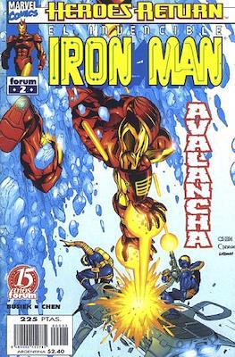 Iron Man Vol. 4 (1998-2000) (Grapa 24 pp) #2