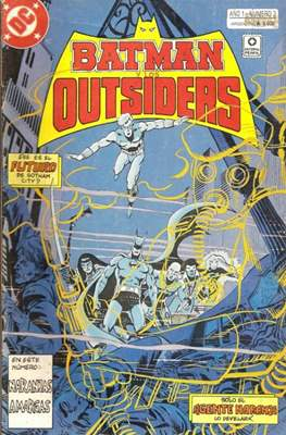 Batman y los Outsiders (Grapa) #3