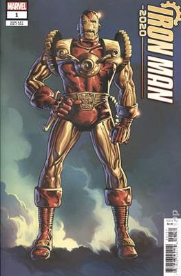 Iron Man 2020 (2020- Variant Cover) #1.6