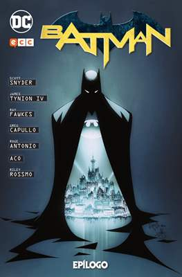 Batman de Scott Snyder (Cartoné 352 pp) #9