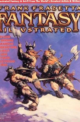 Frank Frazetta Fantasy Illustrated (Magazine) #5