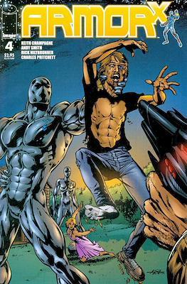 Armor X (Comic book) #4