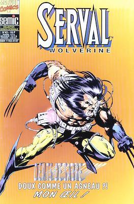 Serval / Wolverine Vol. 1 (Agrafé) #43
