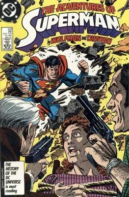 Superman Vol. 1 / Adventures of Superman Vol. 1 (1939-2011) (Comic Book) #428
