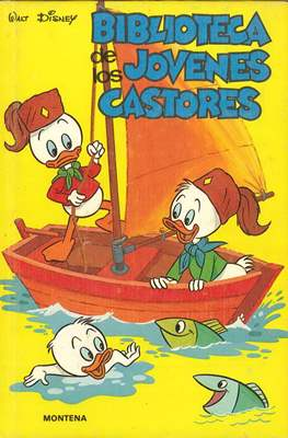 Biblioteca de los Jóvenes Castores (Cartoné) #19