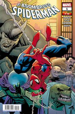 Spiderman Vol. 7 / Spiderman Superior / El Asombroso Spiderman (2006-) (Rústica) #150/1