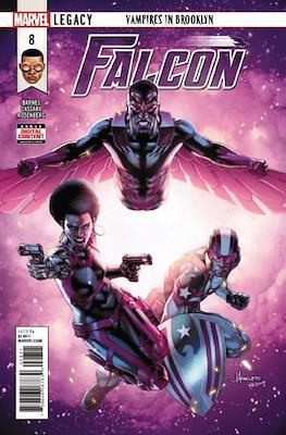 Falcon (Vol. 2 2017- ) (Grapa) #8