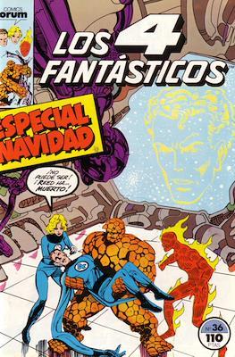 Los 4 Fantásticos Vol. 1 (1983-1994) (Grapa 36-32-24 pp) #36