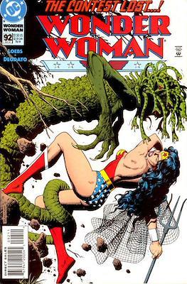 Wonder Woman Vol. 2 (1987-2006) (Comic Book) #92