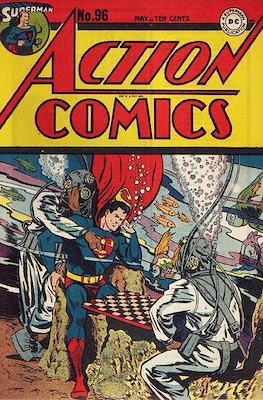 Action Comics Vol. 1 (1938-2011; 2016-) (Comic Book) #96