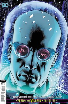 Detective Comics Vol. 1 (1937-2011; 2016- ... Variant Covers) (Cómic Book) #1008