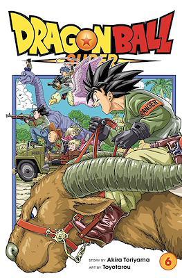 Dragon Ball Super (Softcover 192 p) #6