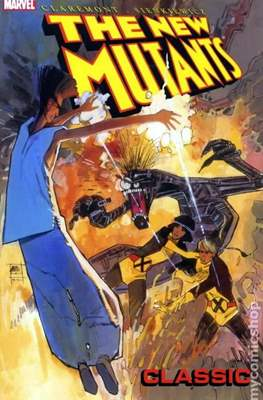 The New Mutants Classics (Softcover 224-280 pp) #4