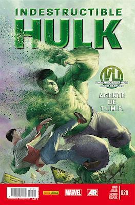 El Increíble Hulk Vol. 2 / Indestructible Hulk / El Alucinante Hulk / El Inmortal Hulk (2012-) #20