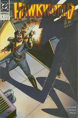 Hawkworld (Comic Book) #5