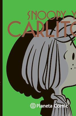 Snoopy y Carlitos. Biblioteca Grandes del Cómic (Cartoné 350 pp) #14
