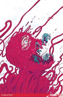 Carnage vol 2 (2016) (Comic book) #16