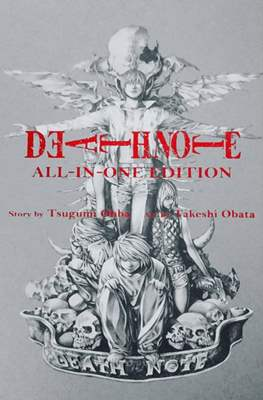Death Note - All-in-One Edition