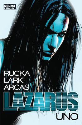 Lazarus (Rústica. 104-168 páginas.) #1