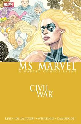 Ms. Marvel (Vol. 2 2006-2010) (Softcover) #2