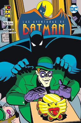 Las aventuras de Batman (Grapa 24 pp) #10