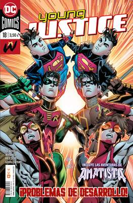 Young Justice (2019-) (Grapa 32 pp) #18