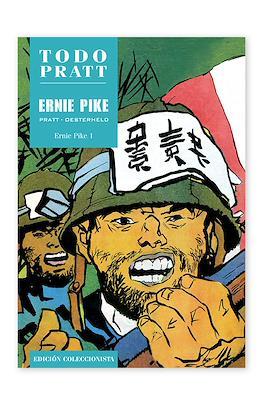 Todo Pratt - Edición coleccionista (Cartoné) #34