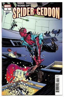Edge of Spider-Geddon (Variant Cover)