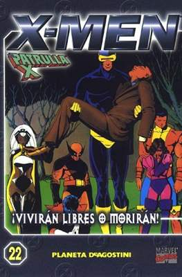 Coleccionable X-Men / La Patrulla-X (Rústica, 80 pp) #22