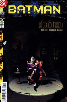 Batman (1987-2002) (Grapa) #310