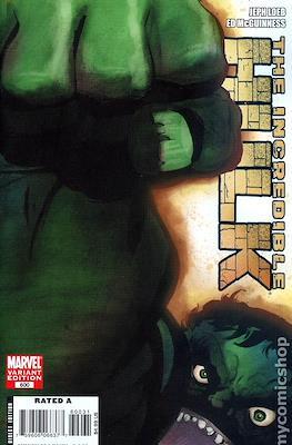 The Incredible Hulk / The Incredible Hulks (2009-2011 Variant Cover) #600.1