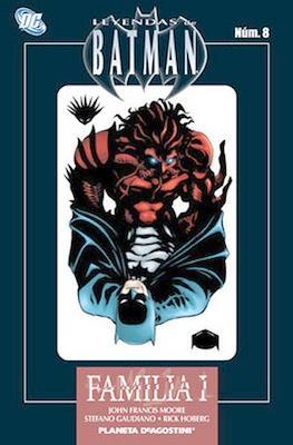 Batman. Las leyendas de Batman (Rústica 144 pp) #8