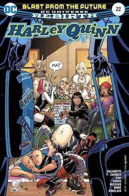 Harley Quinn Vol. 3 (2016-) (Comic book) #22