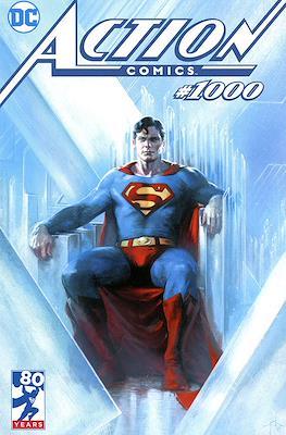 Action Comics Vol. 1 (1938-2011; 2016-... Variant Covers) (Comic Book) #1000.19