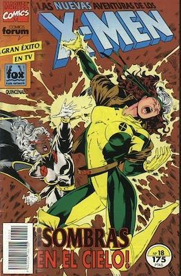 Las nuevas aventuras de los X-Men (Grapa 24 pp) #18