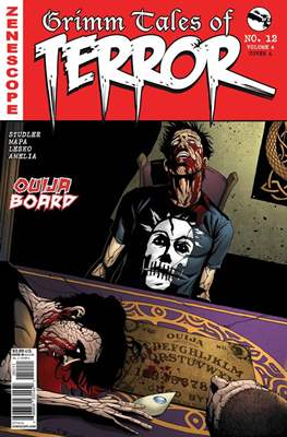 Grimm Tales of Terror Vol. 4 (Comic Book) #12