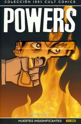 Powers. 100% Cult Comics (Rústica 128-240 pp) #3