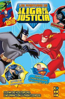 Las aventuras de la Liga de la Justicia #10