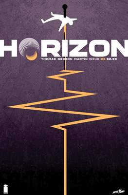 Horizon (Comic-book) #3