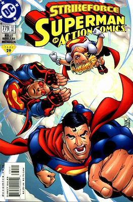 Action Comics Vol. 1 (1938-2011; 2016-) (Comic Book) #779