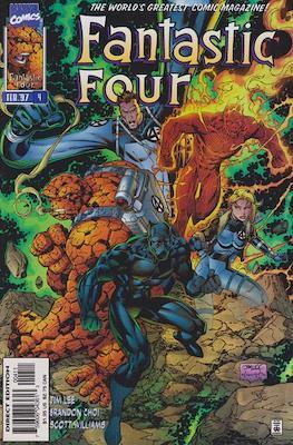 Fantastic Four Vol. 2 (Comic Book) #4