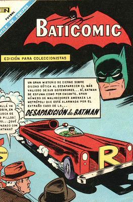 Batman - Baticomic (Rústica-grapa) #10
