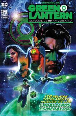 Green Lantern 80 Aniversario: Súper Espectacular de 100 Páginas