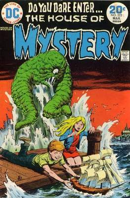 The House of Mystery (Grapa) #223