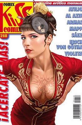 Kiss Comix #218