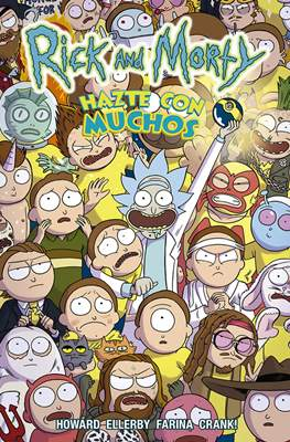 Rick and Morty: Hazte con muchos