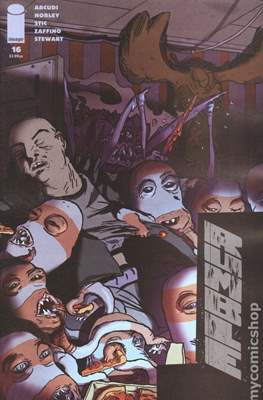Rumble Vol. 2 (2017- Variant Cover) (Comic Book) #16.2