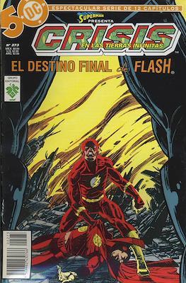 Supermán (1986-2001) (Grapa) #273