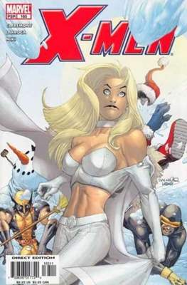 X-Men / New X-Men / X-Men Legacy Vol. 2 (1991-2012) (Comic Book 32 pp) #165