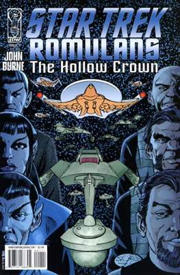 Star Trek - Romulans: The Hollow Crown